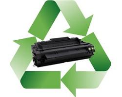 Ako zlikvidovať alebo recyklovať starý toner