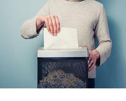 Prečo si kúpiť skartovačku do domácnosti