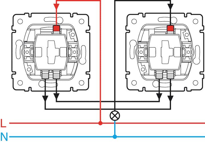 Vypínač č.6 (chodbový vypínač)