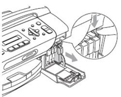 Inštalácia atramentových náplní do tlačiarní