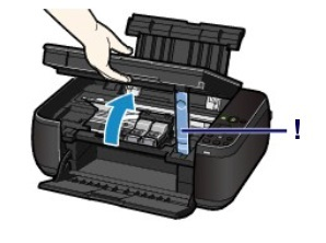 Inštalácia atramentových náplní do tlačiarní Canon