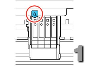 Inštalácia atramentových náplní do tlačiarní Epson