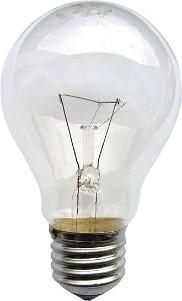 klasická žiarovka
