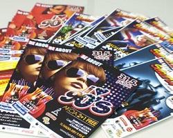 Domáca tlač plagátov a propagačných materiálov