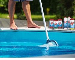 Úprava bazénovej vody