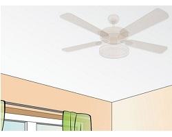 Správny výber stropných ventilátorov