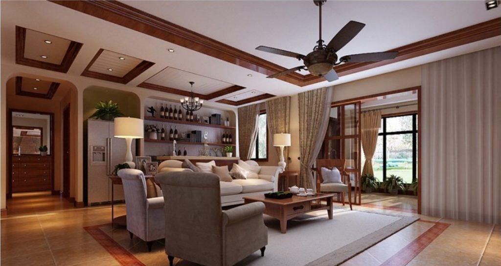 Aký má účinok použitie stropného ventilátora v zime