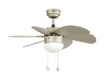 Ventilátor s lustrom