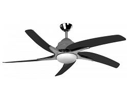 Typy stropných ventilátorov s osvetlením
