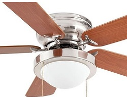 Prečo si kúpiť stropný ventilátor s osvetlením