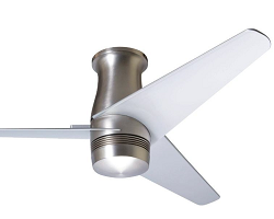 Izbové stropné ventilátory so svietidlom