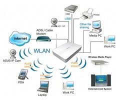 Výhody Wi-Fi pripojenia tlačiarne