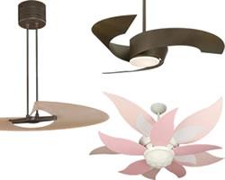 10 dôvodov prečo používať stropný ventilátor