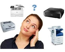 ako vybrať tlačiareň - sprievodca nákupom tlačiarne