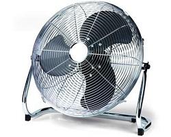 ventilátor, veľkosť ventilátora, bezpečnosť, komfort