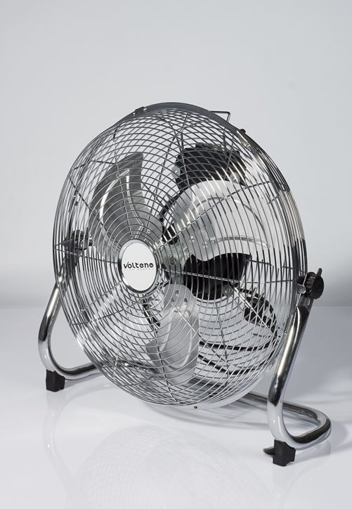 Veľkosť ventilátora