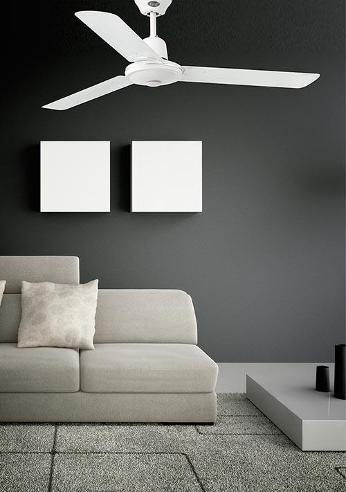 stropné ventilátory