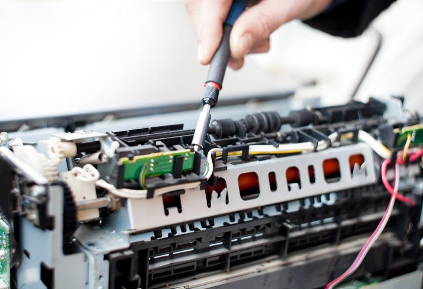 Údržba atramentových a laserových tlačiarní
