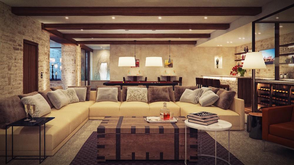 osvetlenie domu a bytu