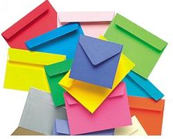 Ako vybrať vhodnú obálku