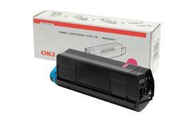 toner OKI Type C6 C5100/C5200/C5300/C5400 black