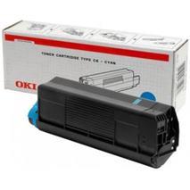 toner OKI Type C6 C5100/C5200/C5300/C5400 cyan