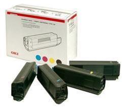 toner OKI Type C6 C5100/C5200/C5300/C5400 K/C/M/Y kit