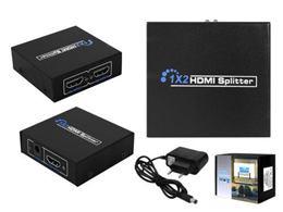 Rozbočovač HDMI LXHD76, 2x výstup