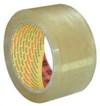 Baliaca páska, 50 mm x 66 m, 3M SCOTCH, (6 ks/bal) priehľadná