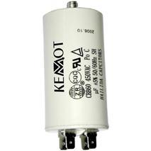Rozbehový kondenzátor 80uF/450V