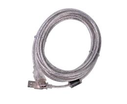 Kábel USB A predlžovací, 5m + filtre