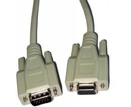 Kábel VGA -VGA predlžovací 1,5m