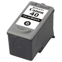 Cartridge Canon PG-40 black - kompatibilný