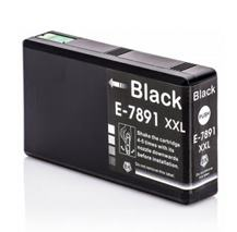 Cartridge Epson T7891 black XXL - kompatibilný