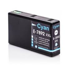 Cartridge Epson T7892 cyan XXL - kompatibilný