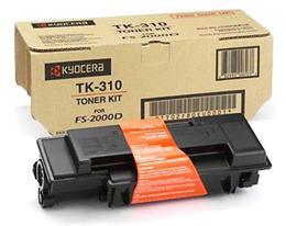 Toner Kyocera TK-310 black - originál