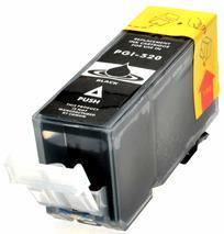 Cartridge Canon PGI-520PGBK, čierna (black), alternatívny