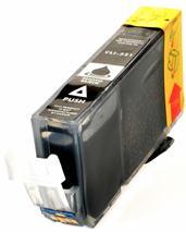 Cartridge Canon CLI-521BK, čierna (black), alternatívny