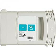 Cartridge HP 90 XL (C5061A), azúrová (cyan), kompatibilný