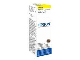 Cartridge Epson T6644 (C13T66444A) yellow 70ml - originál (4.000 str.)
