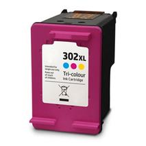 Cartridge HP 302 XL (F6U67AE ) color - kompatibilný