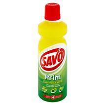 Tekutý dezinfekčný prípravok SAVO PRIM kvetinová vôňa 1,2L