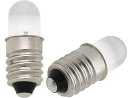 Žiarovka LED E10 teplá biela 0,09W