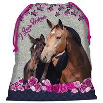 Taška na prezúvky I love Horses