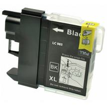 Cartridge Brother LC-985BK black - kompatibilný