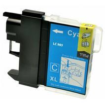 Cartridge Brother LC-985C cyan - kompatibilný