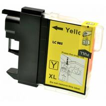 Cartridge Brother LC-985Y yellow - kompatibilný