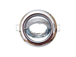 Rámik na bodovú žiarovku výklopný OH15-C lesklé