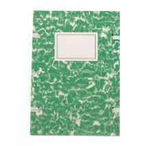 Spisové dosky A4 mramor zelené