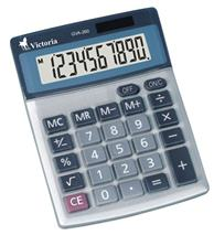 Stolová kalkulačka, 10-miestny display